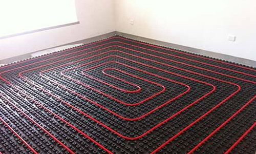 better quality floor heating insulation material